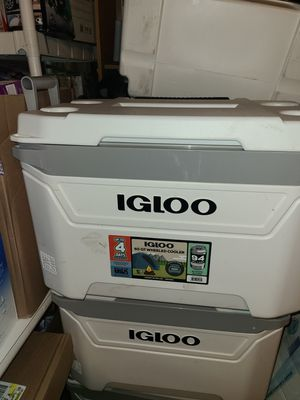 Igloo 60 qt cooler for Sale in Indianapolis, IN