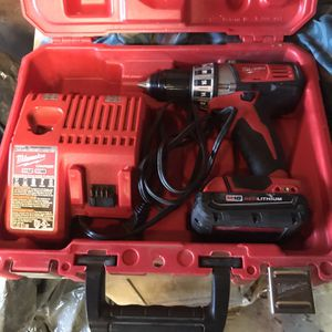 Milwaukee Drill for Sale in Fresno, CA