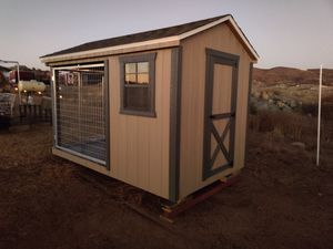 Amish Made Dog Kennels for Sale in Temecula, CA
