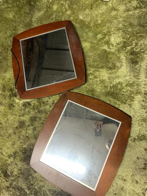 2 wall mirrors for Sale in Covina, CA
