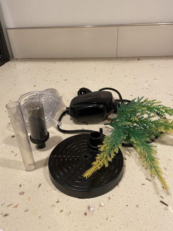 AQUA Air Pump and Filter Set