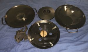 Wok Style BBQ Grill for Sale in Bensalem, PA