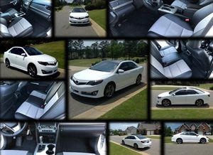"""2O12 Camry SE Cash""""Firm""""Price $12OO for Sale in Center Point, WV"""