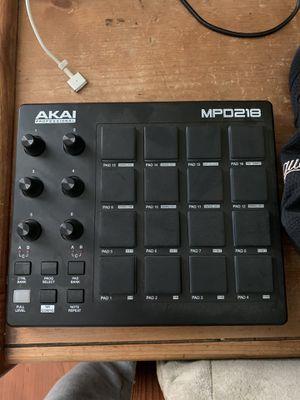 Akai professional drum pad for Sale in Redwood City, CA