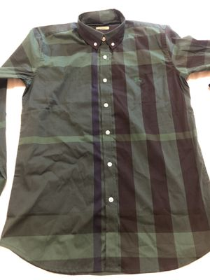 Burberry men's shirt size S for Sale in Whittier, CA
