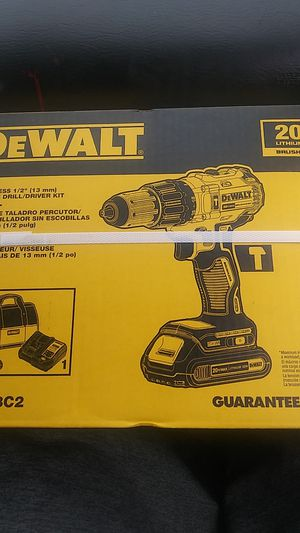 Brand new Dewalt 20 volt lithium ion for Sale in Tacoma, WA