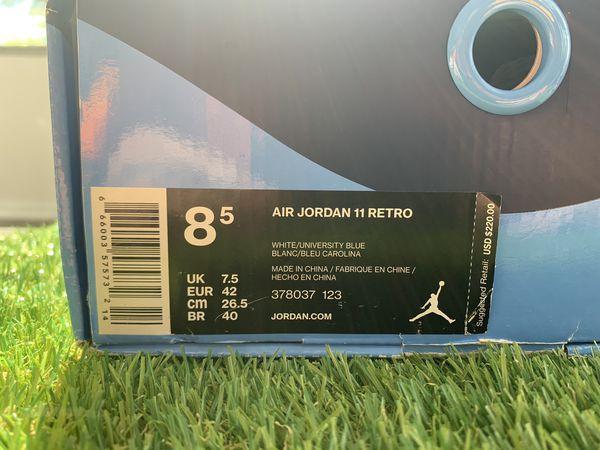 Jordan 11 Win Like 82