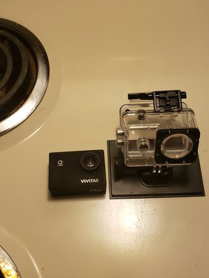 Vivitar action camera for Sale in Portland, OR