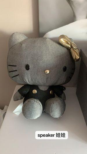 hello kitty speaker stuffed animal for Sale in Hoboken, NJ