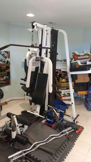 Multi station workout machine for Sale in Woodbridge, VA