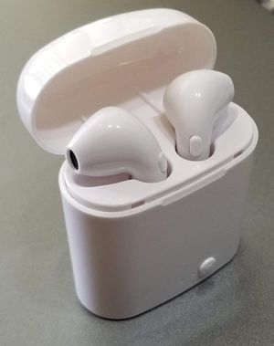 Bluetooth headset wireless earbuds airpods Android and Iphone (NEW) for Sale in San Diego, CA