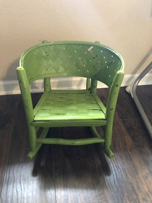 Kid's Rocking Chair for Sale in Houston, TX