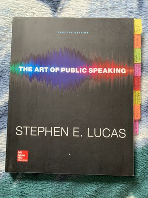 The Art of Public Speaking for Sale in Kissimmee, FL