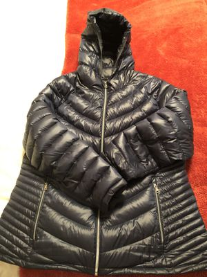 Calvin Klein - Premium Down, Packable, Lightweight Jacket - 1X for Sale in Alexandria, VA