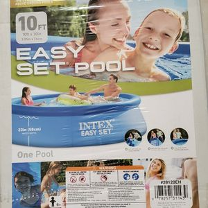 EASY SET POOL (PICINA) 10 Feet NEW BRAND for Sale in Los Angeles, CA
