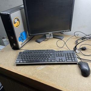Dell PC Desktop Computer for Sale in Sacramento, CA