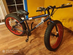 Bycicle Mongoose and Lock🔐 for Sale in Manassas, VA