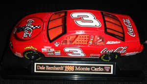 Dale Earnhardt die cast car for Sale in VERNON ROCKVL, CT