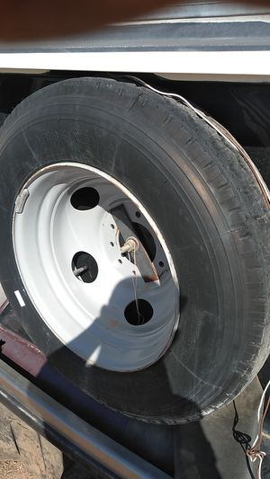 10 lug motorhome wheel and tire for Sale in Apache Junction, AZ