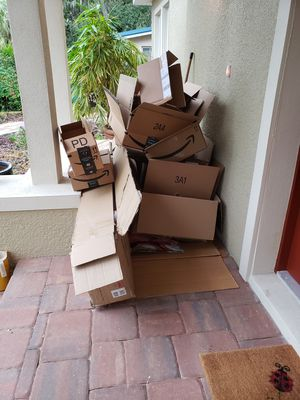 Free boxes for Sale in Safety Harbor, FL