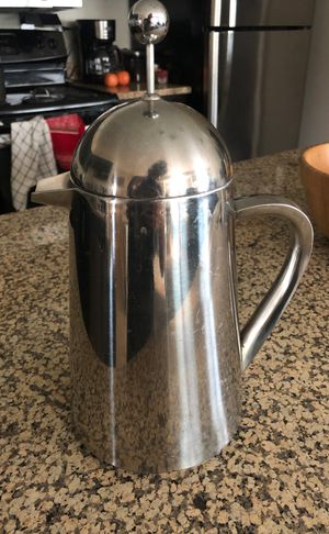 Stainless steel French press for Sale in Cranberry Township, PA