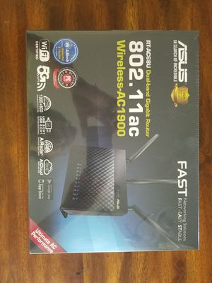 ASUS RT-AC68U dual band gigabit wireless router for Sale in Land O Lakes, FL