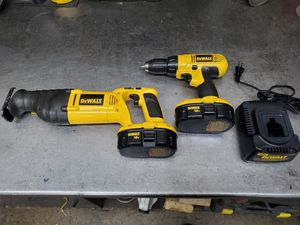 Dealt 18 volt tool combo for Sale in OR, US