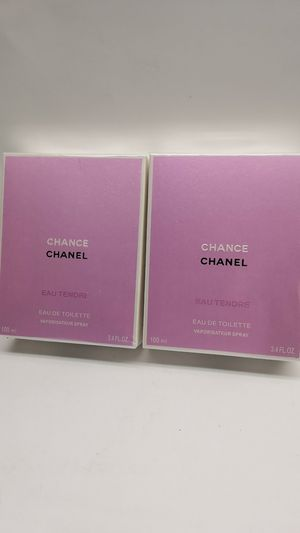 2 perfumes Chanel for Sale in UNIVERSITY PA, MD