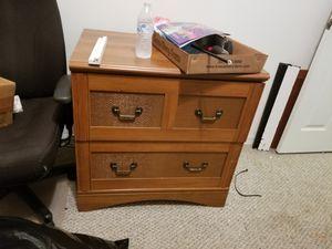Office furniture has minor wear and tear light oak for Sale in Homestead, FL