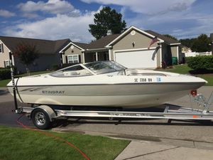 Stingray 190LS for Sale in Bluffton, SC