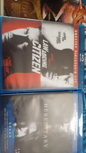 Blu rays $3 each for Sale in Eugene, OR