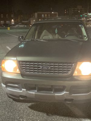 Used 2002 Ford Explorer for Sale in PA, US