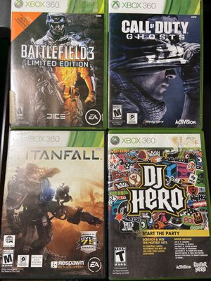 Xbox- 360 games for Sale in Davenport, FL
