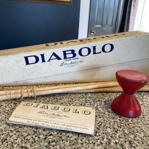 Vintage Diabolo Game for Sale in Atco, NJ
