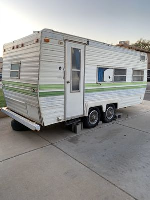 1977 wilderness Camper rv trailer for Sale in Phoenix, AZ