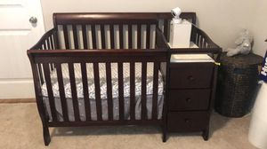 Crib and mattress for Sale in Austin, TX