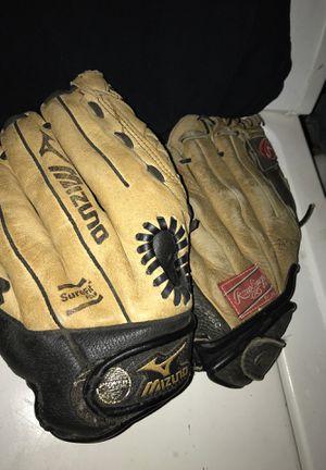 Baseball gloves for Sale in Garden Grove, CA