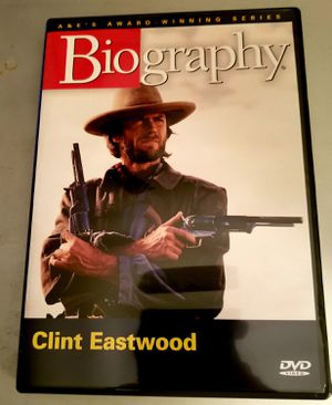 Biography Clint Eastwood for Sale in Olympia, WA