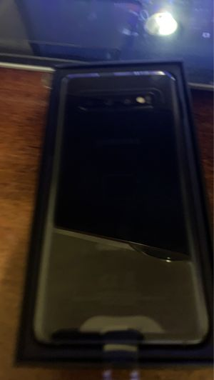 Samsung s10 128gb T-Mobile (new in box) for Sale in Queens, NY