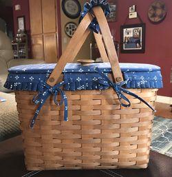 Longaberger Basket for Sale in San Jacinto,  CA