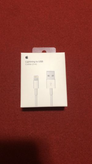 Apple Iphone charger for Sale in Katy, TX