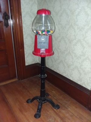 Vintage style gumball and candy machine for Sale in South Portland, ME