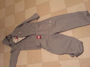 Gray Jordan sweatsuit for Sale in Columbus, OH