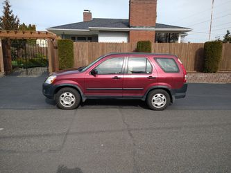 2006 Honda Cr-v for Sale in Seattle,  WA