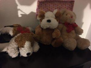 Stuffed animals for Sale in Wildomar, CA