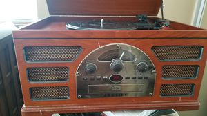 Crosby Record,CDs ,cassette player, AM and FM for Sale in Palmdale, CA