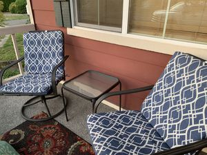 Patio furniture for Sale in Tacoma, WA