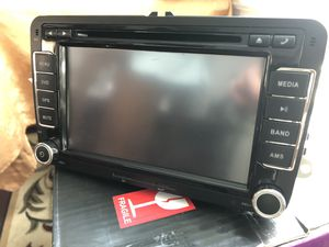 Double Din Multimedia Car Stereo System for VW/Seat/Skoda for Sale in Washington, DC