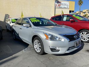 🔺'15 Nissan Altima SILVER 🔺 for Sale in Chula Vista, CA