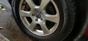 Cooper winter tires w/ studs 235 R55 17 for Sale in Chapin, SC